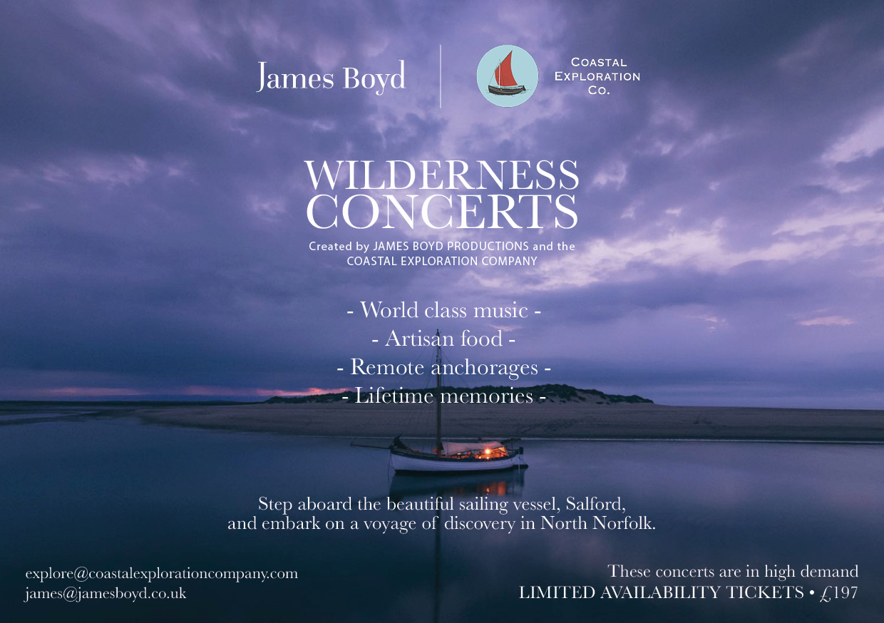 James Boyd Wilderness Concerts